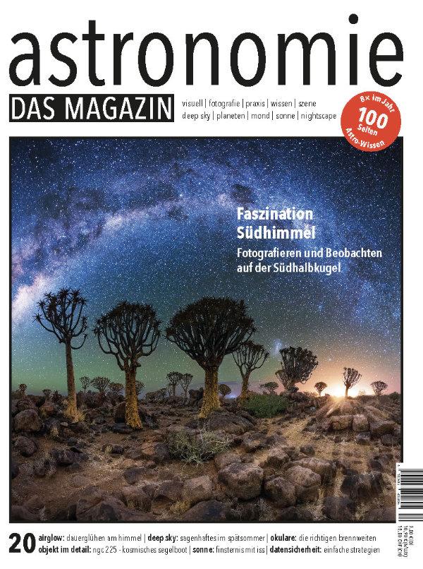 astronomie - DAS MAGAZIN 20